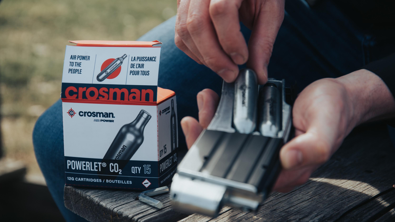 Powerlet CO2 Cartridges